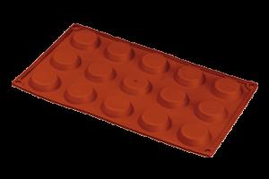 Forma tartaletėms, D 4,5 cm
