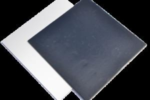 28×28 cm, juoda/balta spalvų